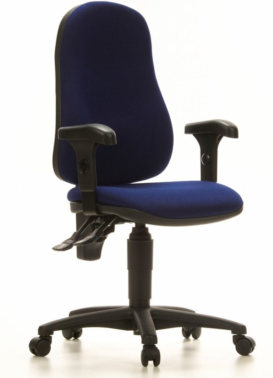 Topstar California 60 - Bureaustoel - Blauw