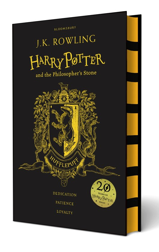 Bol Harry Potter And The Philosophers Stone Hufflepuff