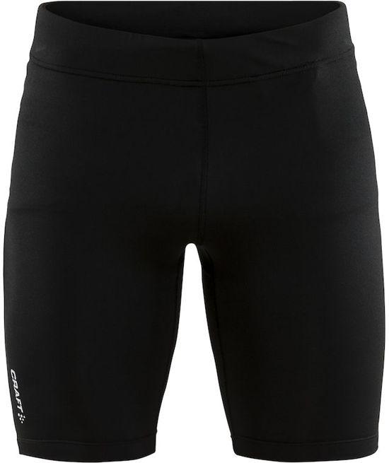 Craft Eaze Short Tights M Sportlegging Heren - Black