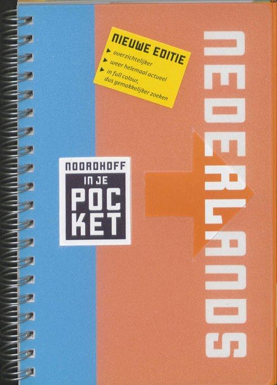 Boek cover Noordhoff: Nederlands in je pocket van Wim Daniëls (Paperback)