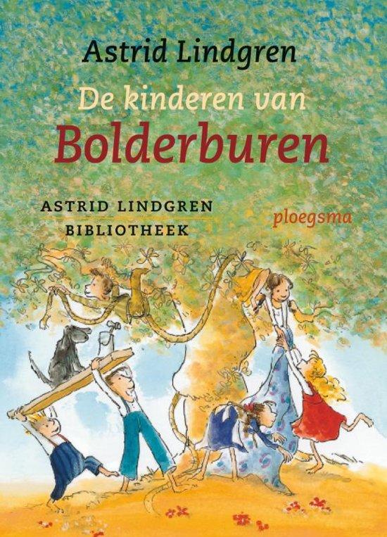 Astrid Lindgren Bibliotheek 6 - De kinderen van Bolderburen
