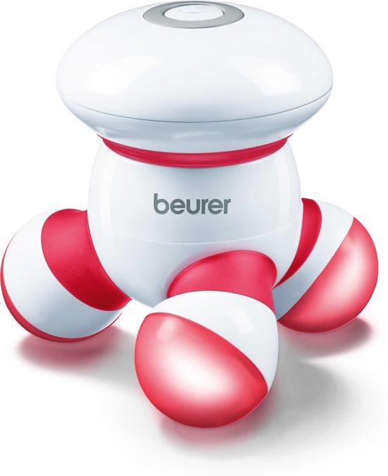 Beurer MG16 - Mini massage - Vibratiemassage - Rood