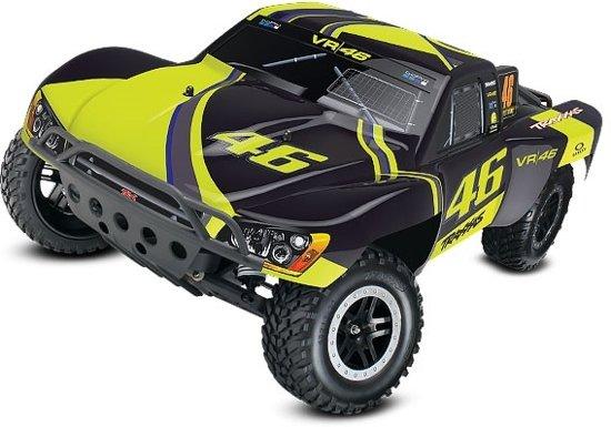 Traxxas Slash Pro 2WD 2.4GHz RTR VR46 Valentino Rossi edition