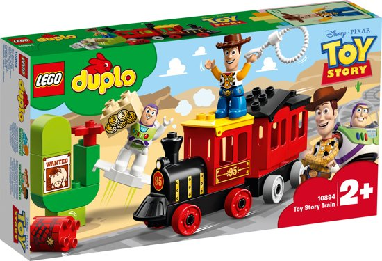 Afbeelding van LEGO DUPLO Toy Story Trein - 10894 speelgoed
