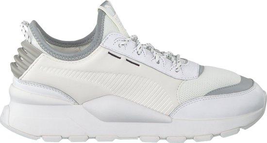 17a8715c699 bol.com | Puma Dames Sneakers Rs-0 Optic Pop Dames - Wit - Maat 36