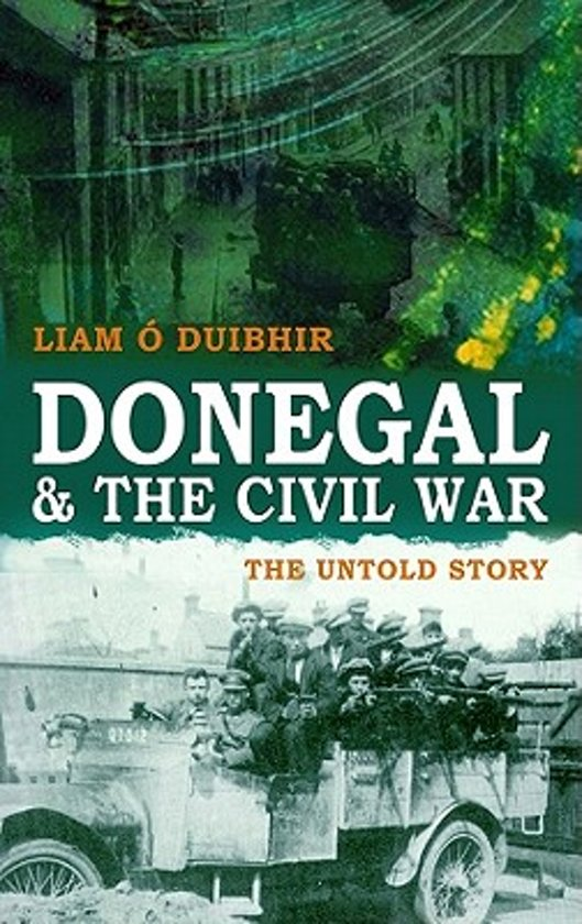 Donegal and the Civil War