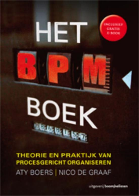 Het BPM boek