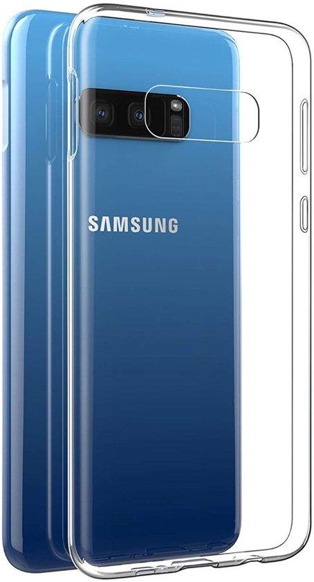 Samsung Galaxy S10e hoesje - CaseBoutique - Transparant - TPU