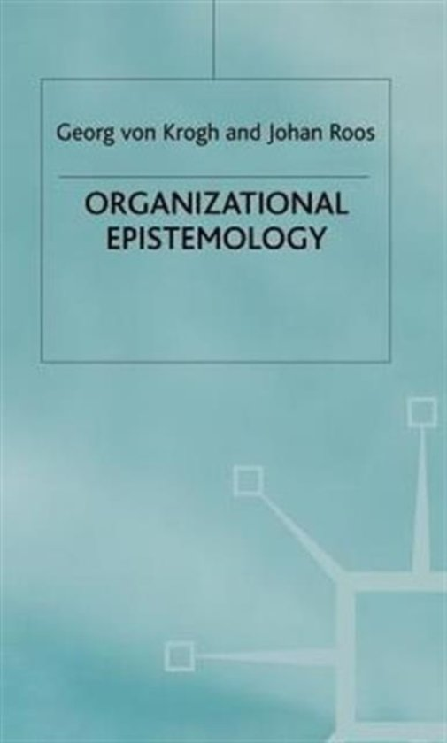 organizational epistemology