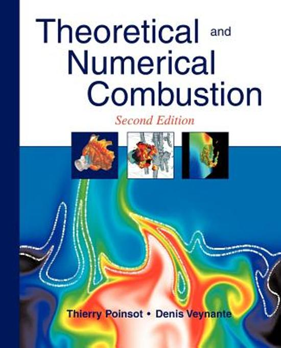 Bol Theoretical And Numerical Combustion 2e 9781930217102