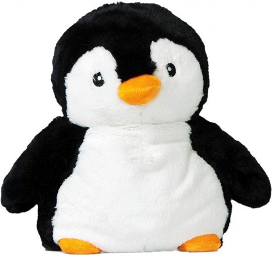 Warmteknuffel lavendel - tarwe Pinguin