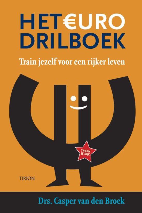 Cover van het boek 'Het eurodrilboek'