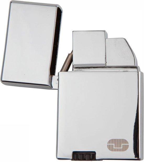 True Utility Aansteker FireWire Windproof - Zilver