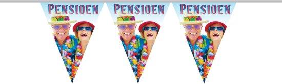 Haza - Vlaggenlijn - Pensioen - 6m