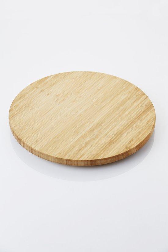 Point-Virgule Bamboo Draaiplateau - Ø 35 cm - Bamboo