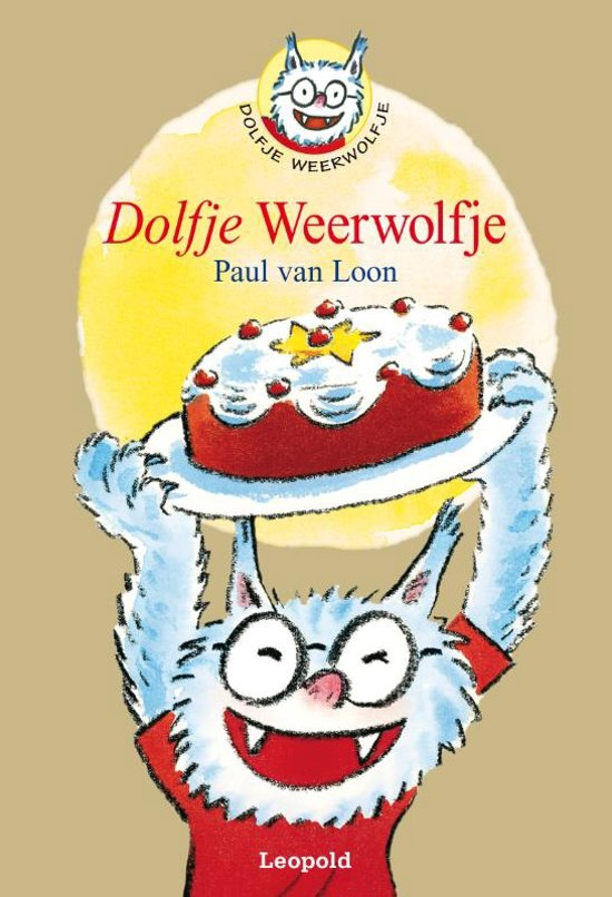Dolfje Weerwolfje 1 - Dolfje Weerwolfje - Gouden 10 euro editie