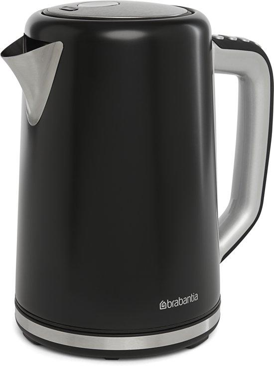 Brabantia BBEK1003MB Waterkoker - 1,7 L