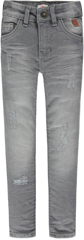 Tumble 'N Dry Jongens Broek TND-FRANC -  denim grey  -  maat 128