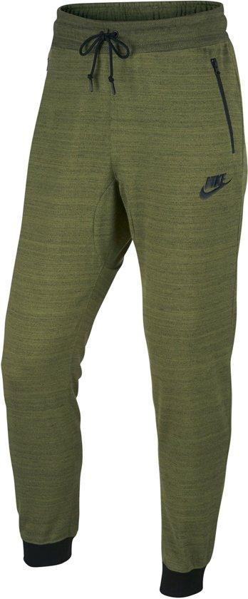 bf9431f99fa bol.com | Nike Sportswear Advance 15 Knit Jogger Sportbroek - Maat L ...