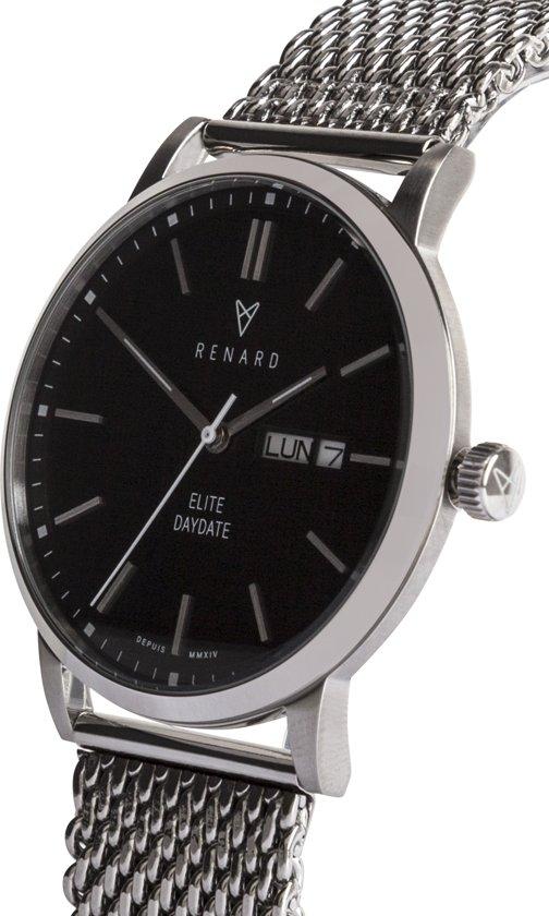 Renard Elite Day Date RD381SS30MSS