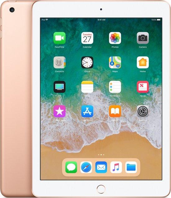 Apple iPad (2018) - WiFi - 32GB - Rosegoud