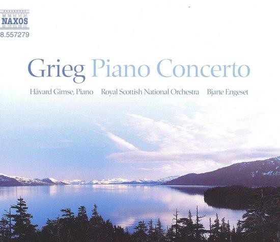 Grieg: Piano Concerto
