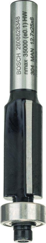 Bosch - Kantenfrezen 8 mm, D1 12,7 mm, L 25,4 mm, G 68 mm