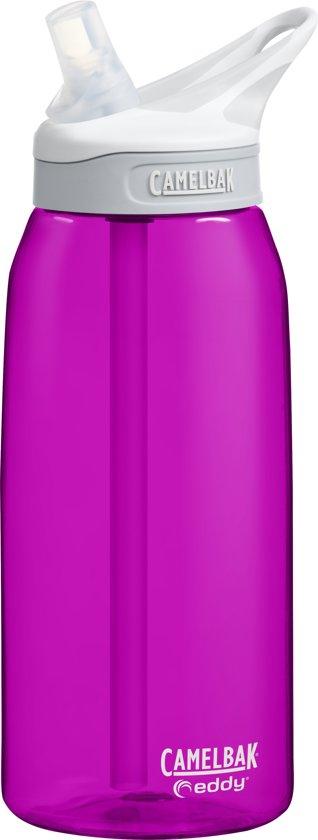 Camelbak Eddy Drinkfles - 1 L - Azalea