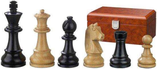Afbeelding van het spel Philos Schaakstukken Ludwig XIV 90