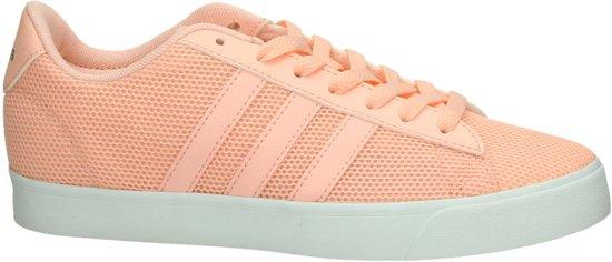 Roze Baskets Adidas Cloudfoam Quotidien Corail Qt IiVCBf5nZX