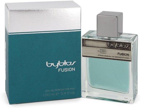 Foto van Byblos Fusion for Men - 100 ml - Eau de Parfum