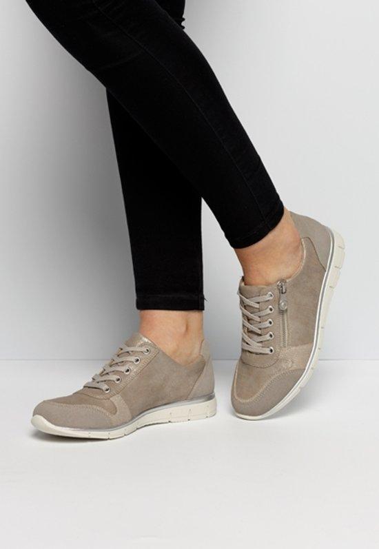 Sneakers Sneakers Maat Maat Taupe Taupe Rieker 36 Rieker 36 Rieker CxYg6Ywq