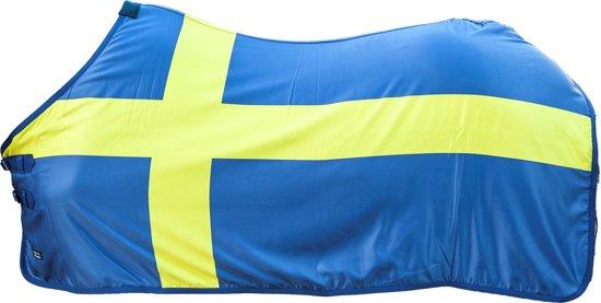 Zweetdeken -Flags- Vlag Zweden 205
