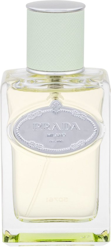 Prada Milano Infusion D'Iris for for Women - 50 ml - Eau de parfum