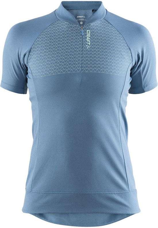 Craft Rise Jersey W Fietsshirt - Dames - Shore - Maat XS