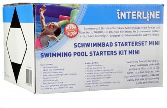 Interline zwembadchloor starterspakket Mini