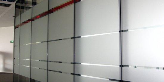 Privacy folie | inkijkwerend | melkglasuitzicht | 75x300 cm