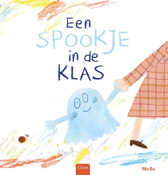 Een spookje in de klas