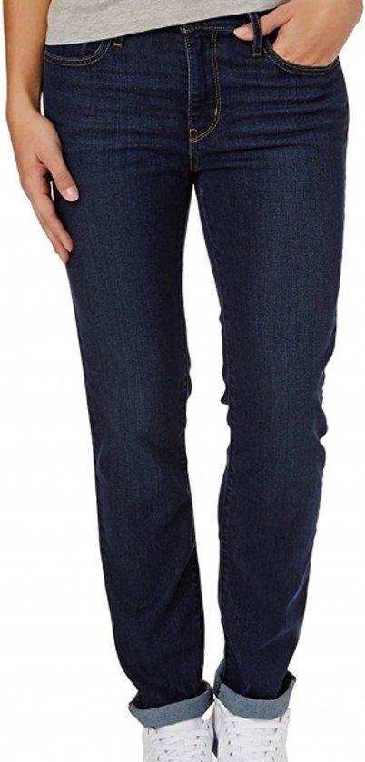  Levi's 712 slim fit jeans Maat W25 L30