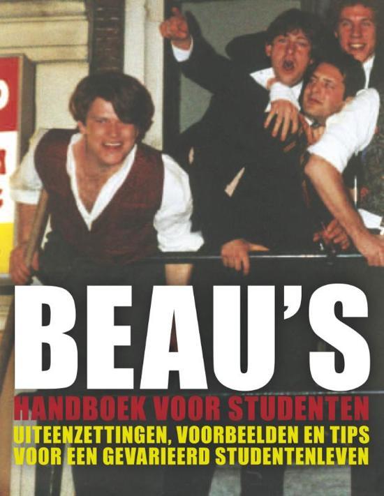 Boek cover Beau´s handboek voor studenten van Beau van Erven Dorens (Paperback)