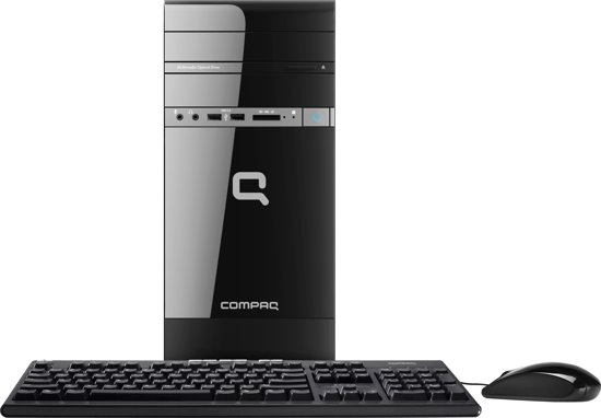 Compaq CQ2920ED - Desktop