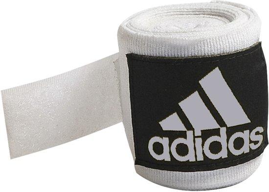 Adidas Boxing Crepe Bandage 255 cm Kinderen Wit