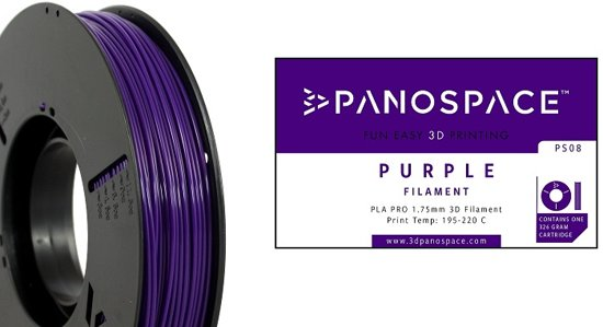 Panospace Filament Paars