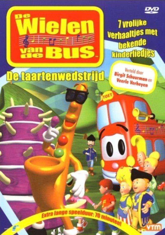 Bolcom Wielen Van De Bus Taartenfeest Dvd Dvds
