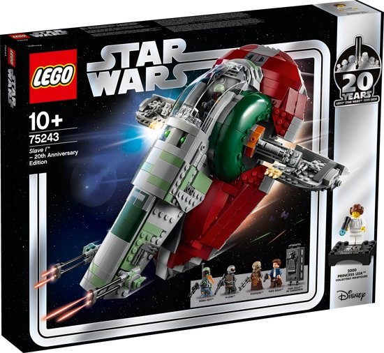 LEGO Star Wars 20 Years Slave I - 75243