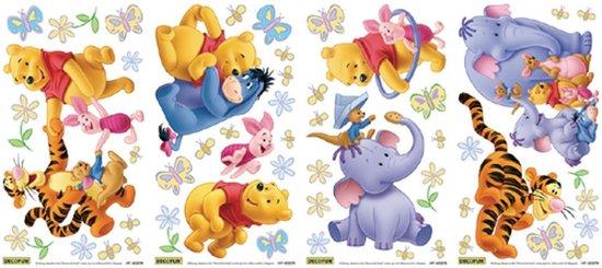 Winnie The Pooh Muursticker.Bol Com Graham Brown Disney Winnie The Pooh Muurstickers Multi