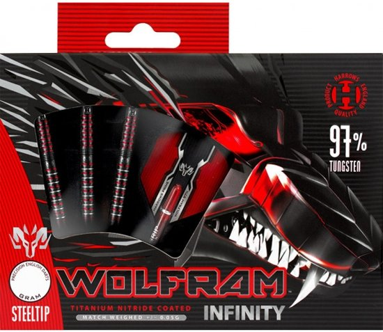 Harrows Wolfram Infinity - 22 gram