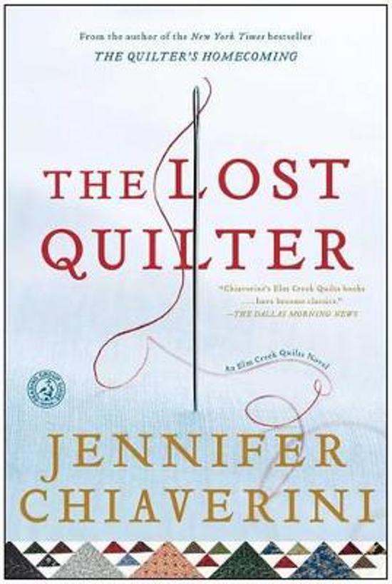 De Bruidsquilt Jennifer Chiaverini.Bol Com The Lost Quilter Jennifer Chiaverini 9781416533177 Boeken