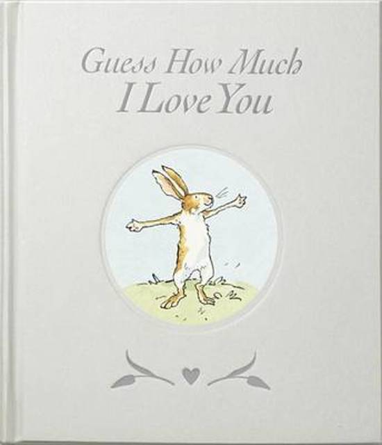 Bolcom Guess How Much I Love You Sweetheart Gift Edition