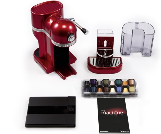 Nespresso KitchenAid Artisan 5KES0503EER/3 Koffiemachine